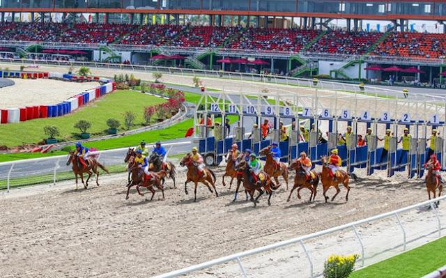 Trường đua ngựa dự kiến sẽ được xây dựng trong năm 2020 tại Hà Nội