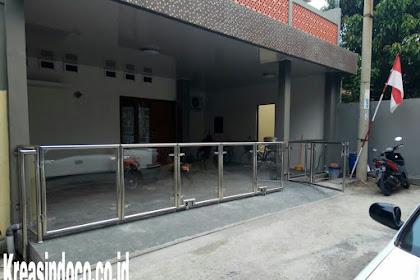 Harga Berbagai Macam Pintu Pagar Seluruh Jabodetabek 2018