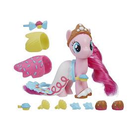 MLP Land & Sea Snap-on Fashion Pinkie Pie Brushable Pony