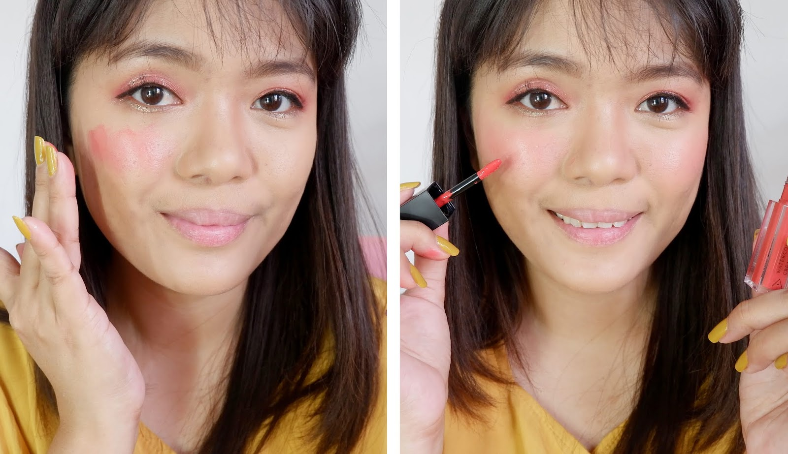 #ALTHEAMAKEUPS SIMPLE SHIMMER MAKEUP LOOKS | ALTHEA X BCL SUNRISE & MOONSHINE EYE PALETTE