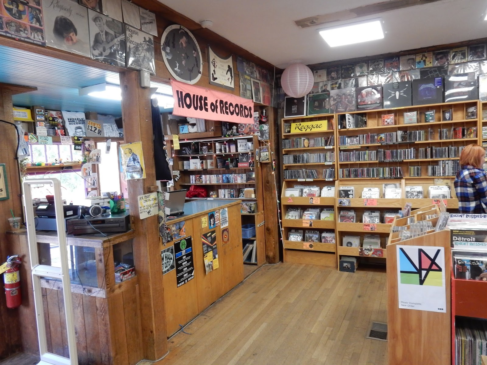 House of Records: Record Shops