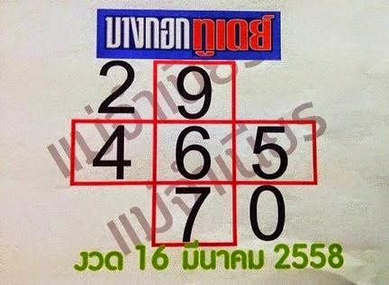 เลขหนังสือพิมพ์ไทยรัฐ เดลินิวส์,หวยหนังสือพิมพ์,หวยซองงวดนี้,ข่าวหวยงวดนี้,หวยเด็ดงวดนี้ ,เลขเด็ดงวดนี้, 16/03/2558