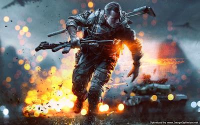 Jogo de última geração Battlefield 4