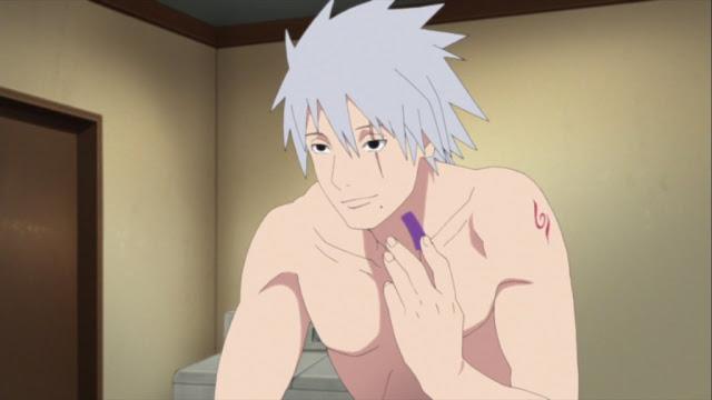Découvrez à quoi ressemble Kakashi Hatake sans son masque