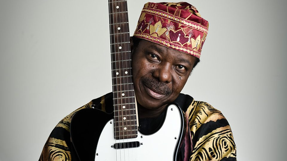 King Sunny Ade Appointed As 'Change Begins With Me' Ambassador By FG