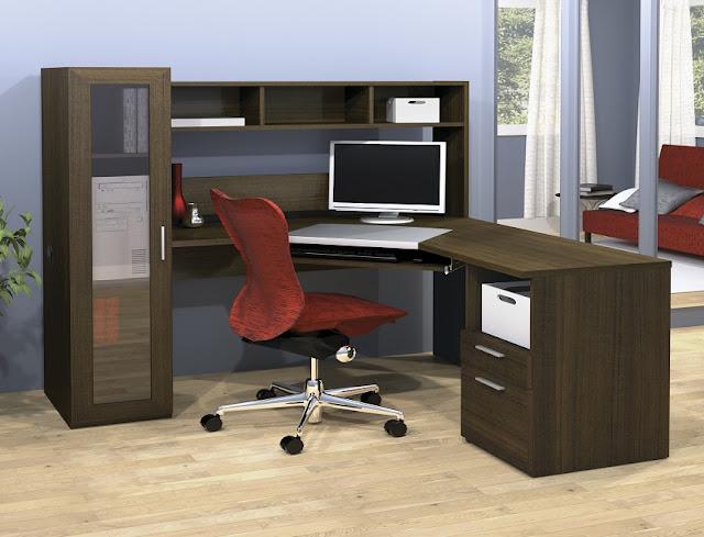 best buy modern corner home office furniture Townsville for sale