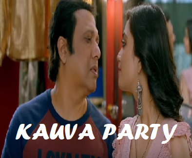 Fryday - Kauva Party lyrics - Govinda | Varun Sharma - Upbollywood