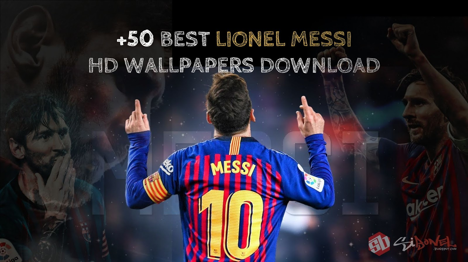 Lionel Messi Wallpaper 2020