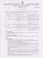 Engineer, Accounts and Inspector (Marketing) Jobs in ASAMB, Assam 2016