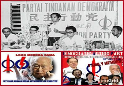 DNA KOMINIS MASIH MENGALIR DALAM DARAH LIM KIT SIANG. - Anti-DAP Club