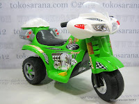 1 Motor Mainan Aki Junior CH8813 BasketBall