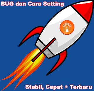 BUG & Cara Setting Anonytun Videomax Telkomsel Terbaru