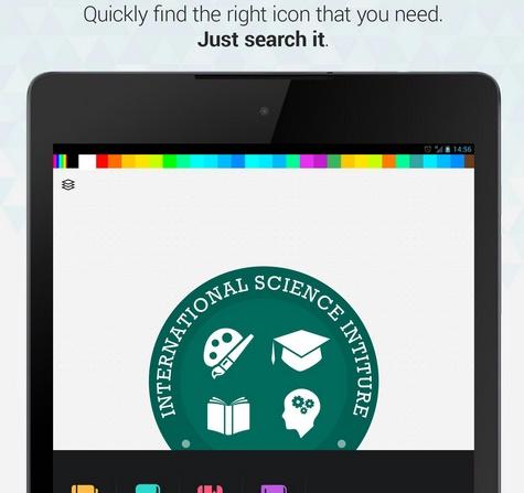 Aplikasi Membuat Logo di Android