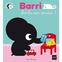 Première de couverture Barri cherche son doudou!