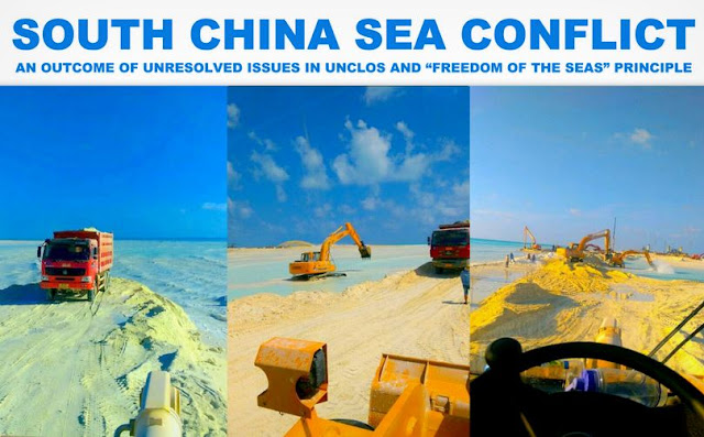 "OPINION | South China Sea Conflict: An Outcome of Unresolved Issues in UNCLOS and ""Freedom of the Seas"" Principle"