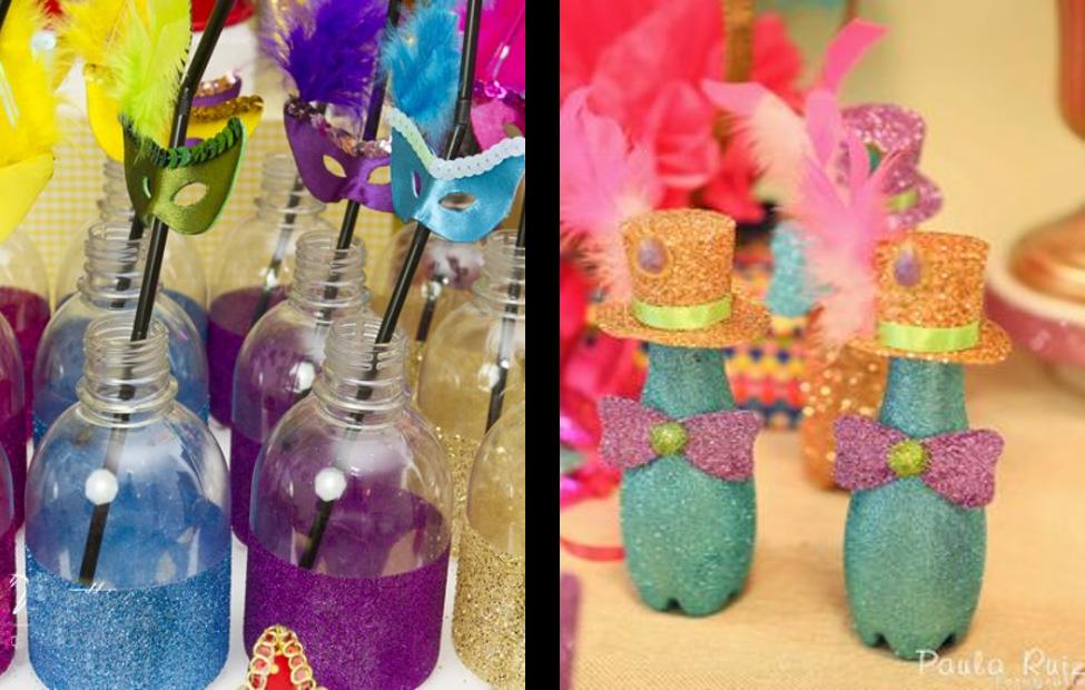 Na Casa Dos Abrantes Decorações Simples Para O Carnaval