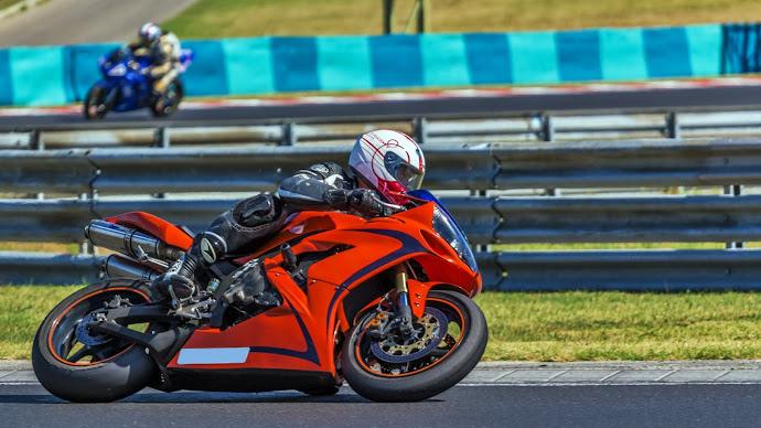 Wallpaper: High Speed Motorcycle