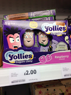monster yollies