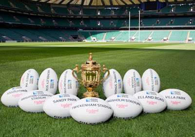 Finale de Coupe du Monde de Rugby 2015 en direct
