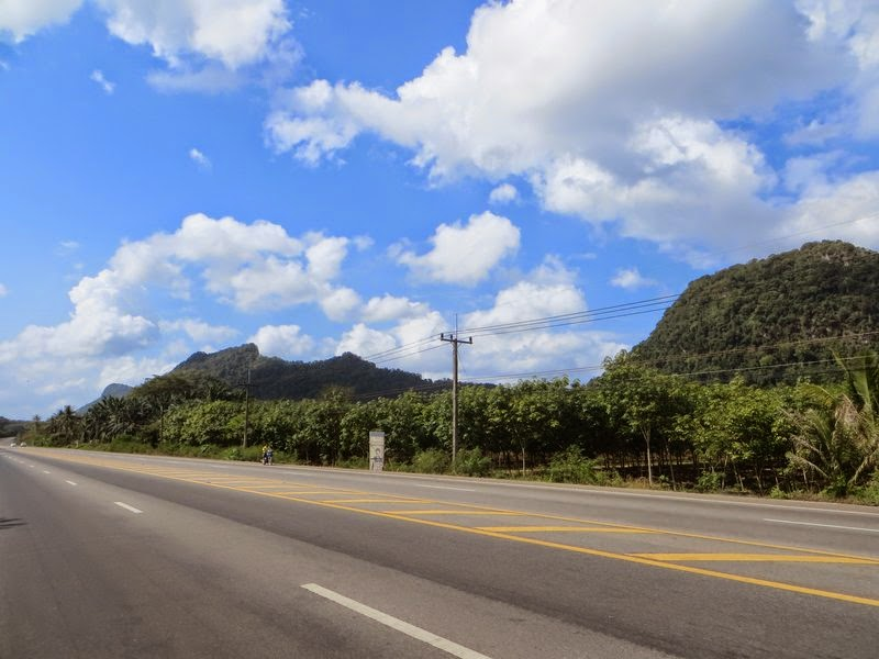 Идеальная дорога Таиланд