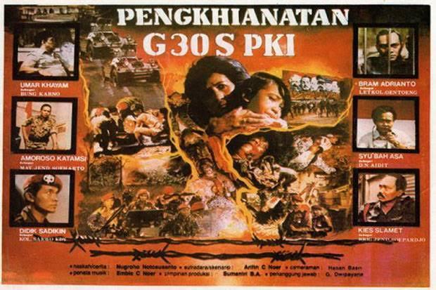Pengkhianatan G-30-S PKI