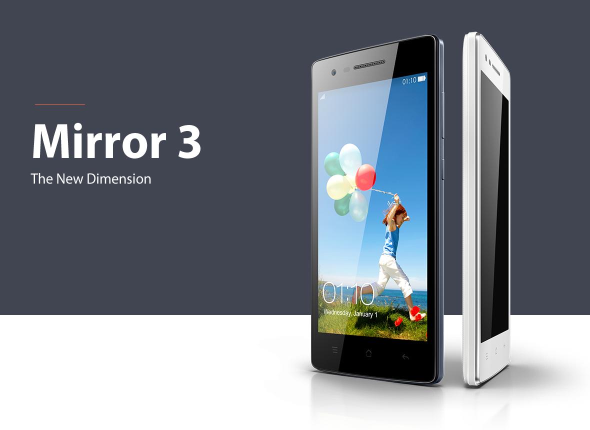 Keunggulan dan Kelemahan Oppo Mirror 3
