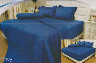 sprei Internal Vallery Navy