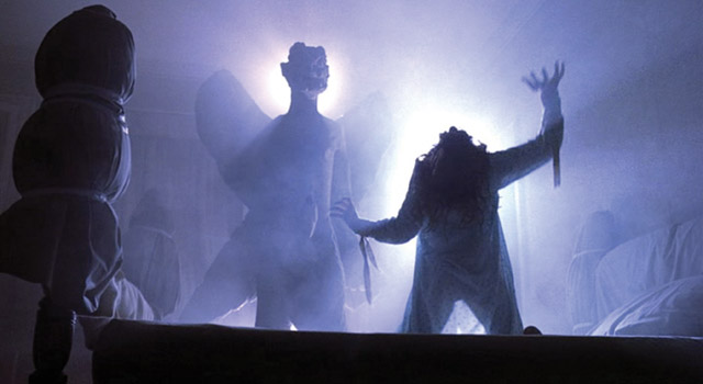 Risultati immagini per exorcist regan