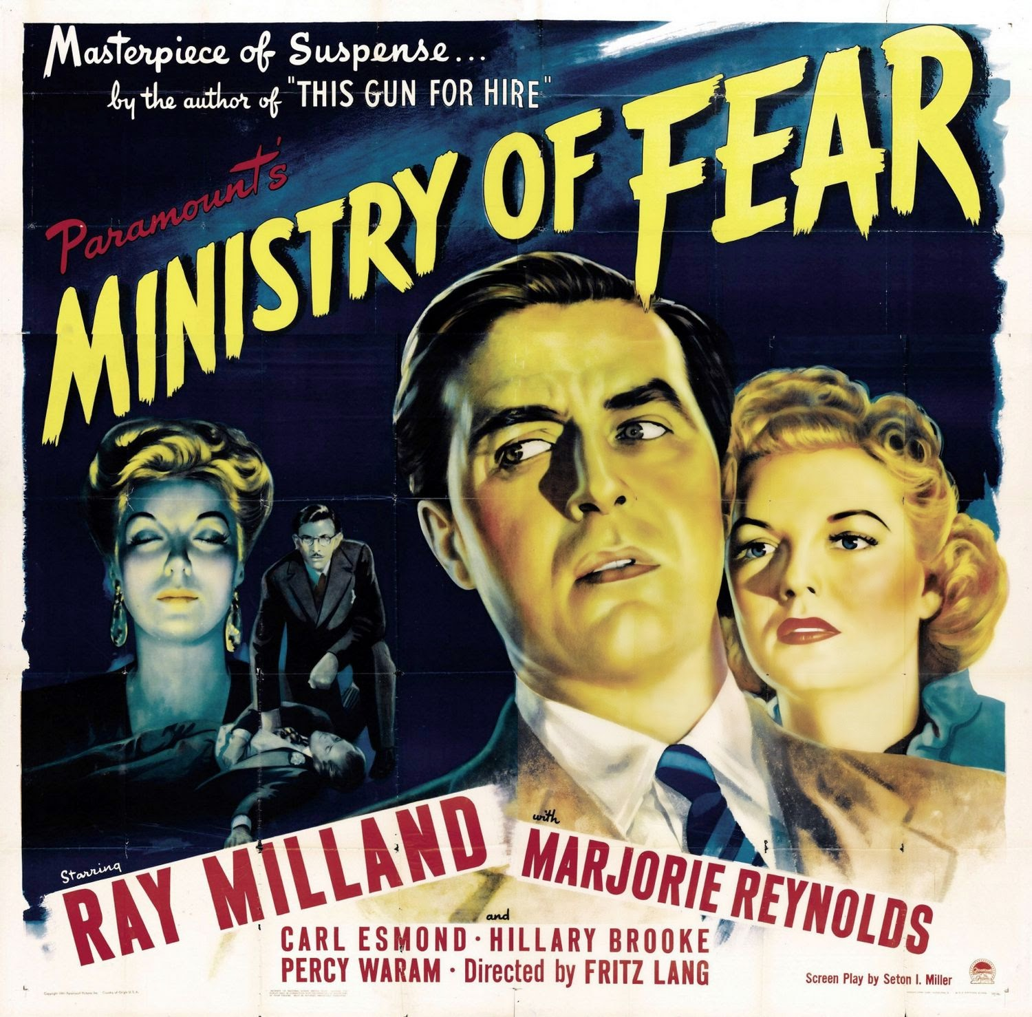 ART & ARTISTS: Film Posters 1940s Movie Posters 1940s
