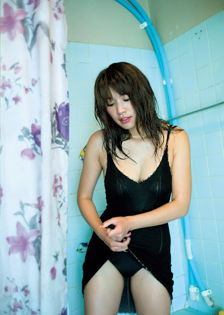 Hisamatsu Ikumi 久松郁実 Weekly Playboy Dec 2016 Pics