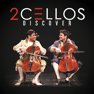 2Cellos - Discover (2016) - Album Download, Itunes Cover, Official Cover, Album CD Cover Art, Tracklist