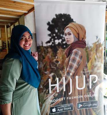HIJUP Bloggers Meet Up Yogyakarta