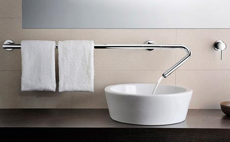 Modern Bathroom Faucets And Creative Kitchen Faucets (15) 15