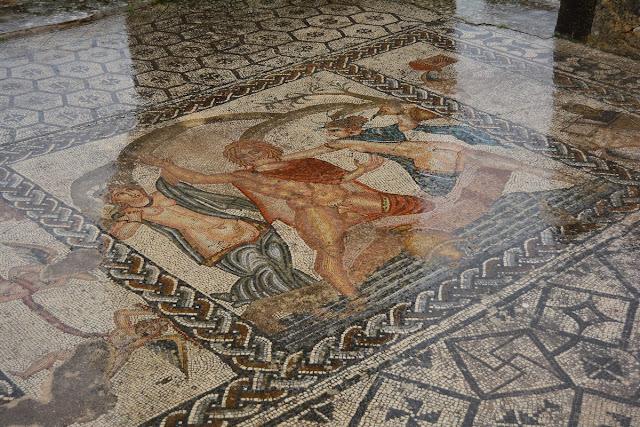Hylas attaqué par des nymphes, maison de Vénus.