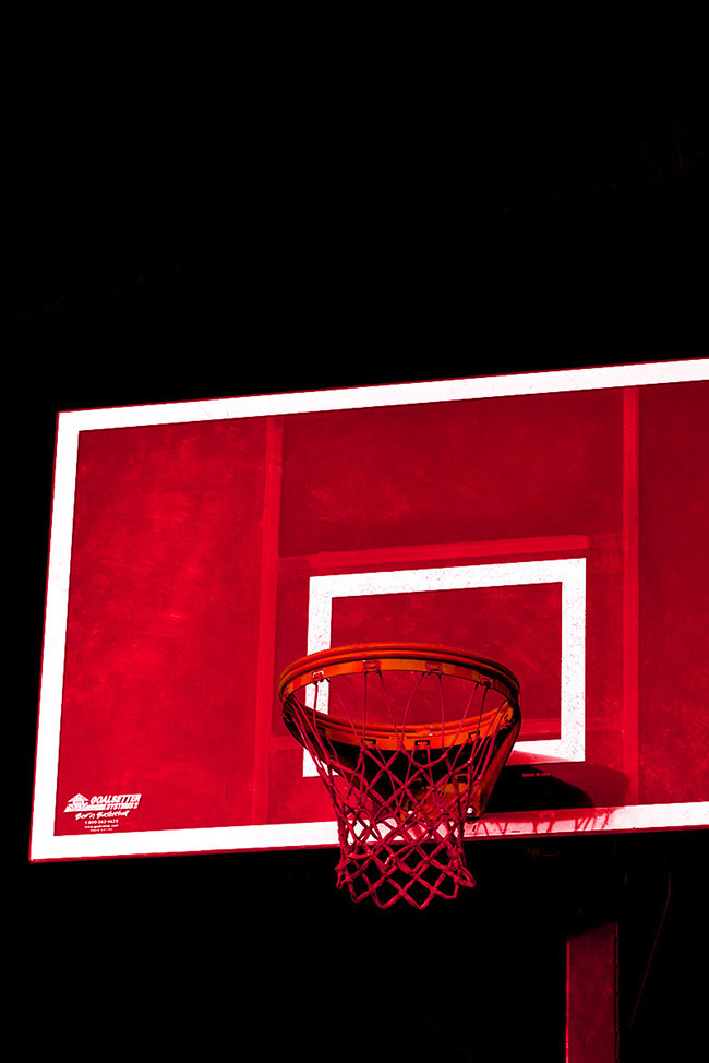 XueBing Du - #YellowMenace Basketball Art Collection