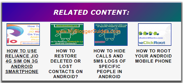 Related Posts Widget, Blogger Related Posts Gadget