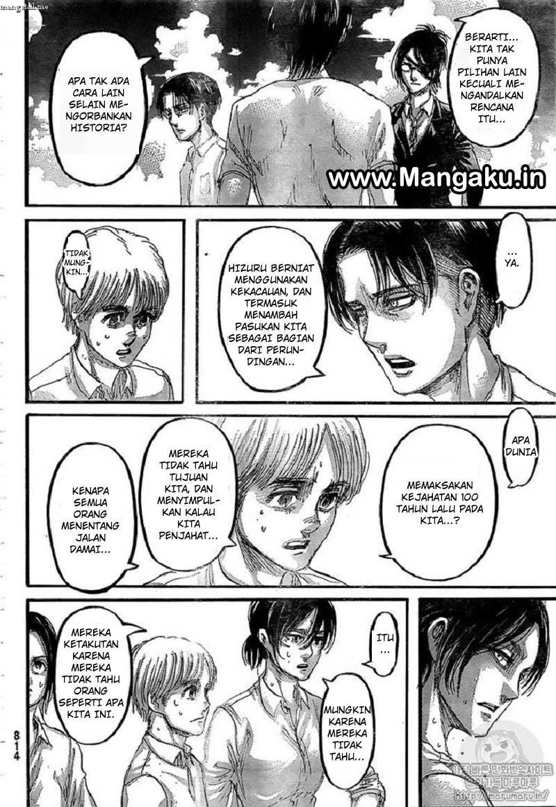 Shingeki No Kyojin: Chapter 108 - Page 17