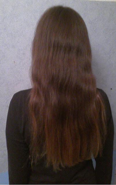 Maseczka do włosów Biovax Bambus i Awokado efekty