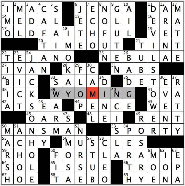 Rex Parker Does the NYT Crossword Puzzle: Exemplar of ...
