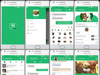 Download BBM MOD Line V3.3.3.39 Terbaru 2017