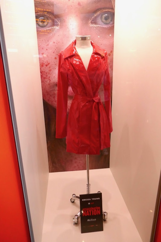 Odessa Young Assassination Nation Lily film costume