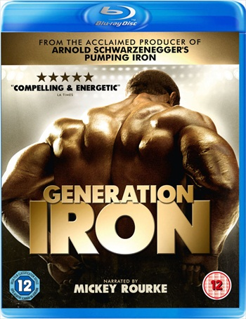 Generation Iron 2013 English Bluray Movie Download