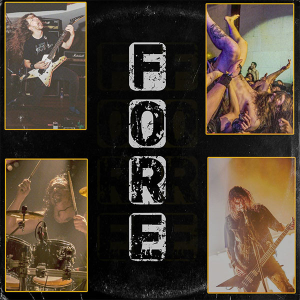 FORE stream Self-Titled EP