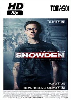 Snowden (2016) HDRip