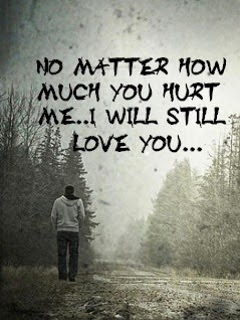 No Matter How Much You Hurt Me! - Mobile Love Wallpaper ...