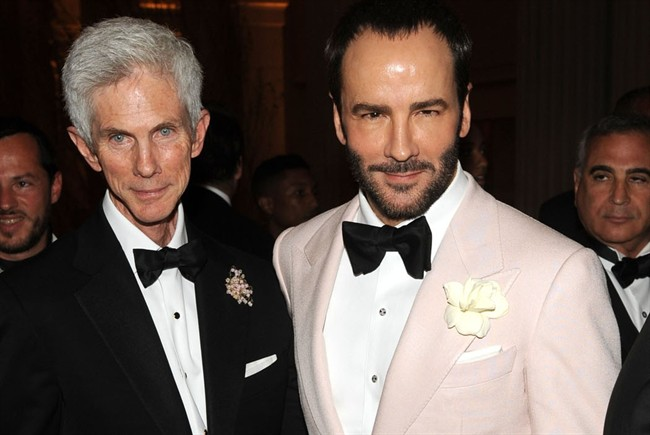 9 Gay Fashion Designers & Their Partners