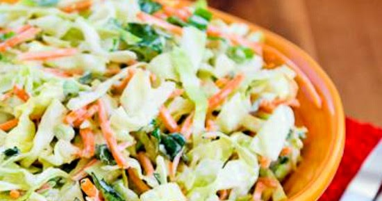 Kalyn's Kitchen®: Moroccan Cabbage Slaw with Carrots ...