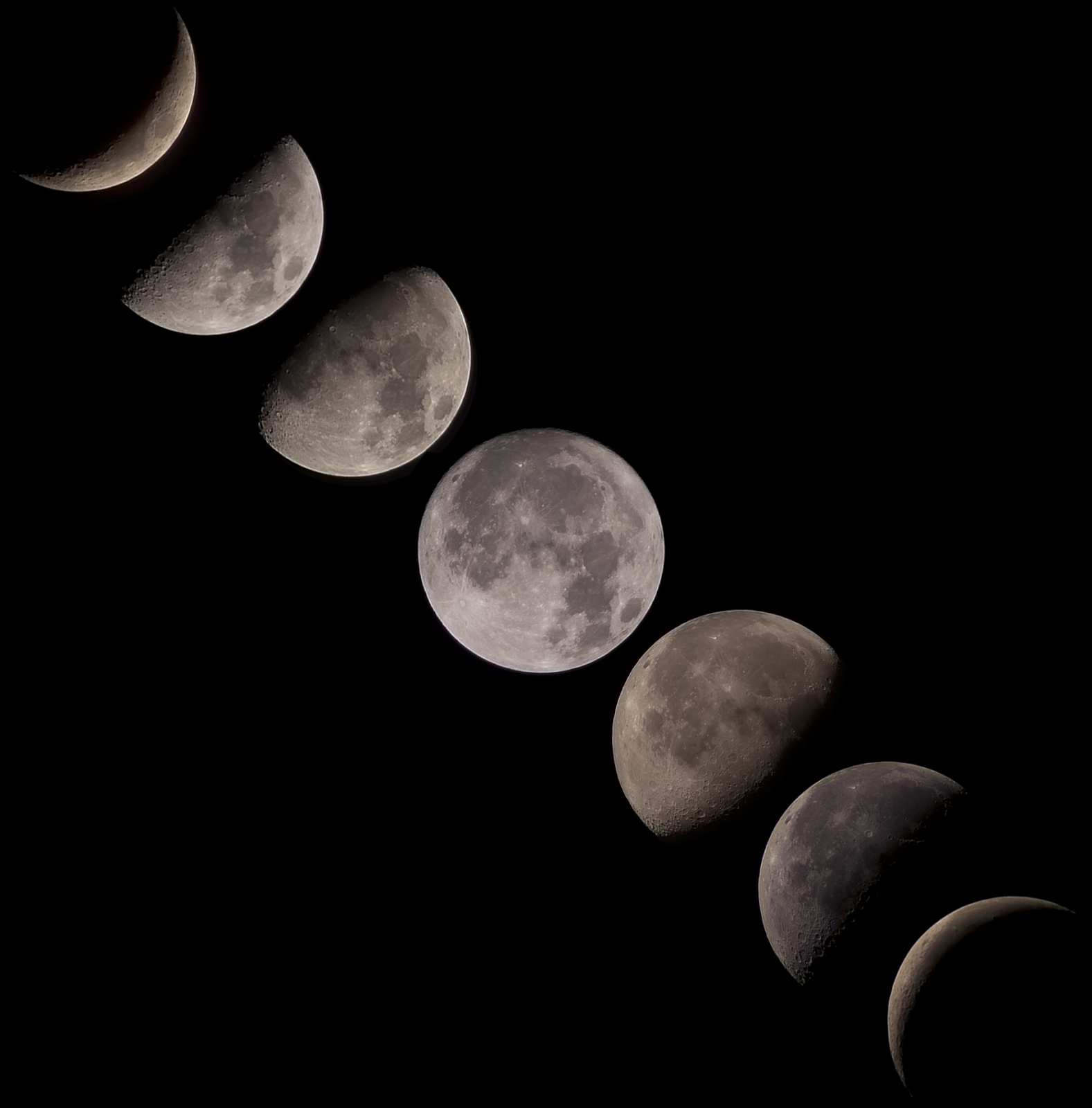 Image Gallery lunar cycle realistic
