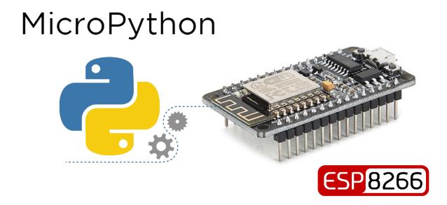 MicroPython e ESP8266 NodeMCU