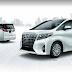 Toyota Alphard Tipe 3.5 Q